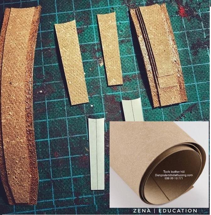 mex độn form salpa dày 0.4mm (khổ 50*150cm)
