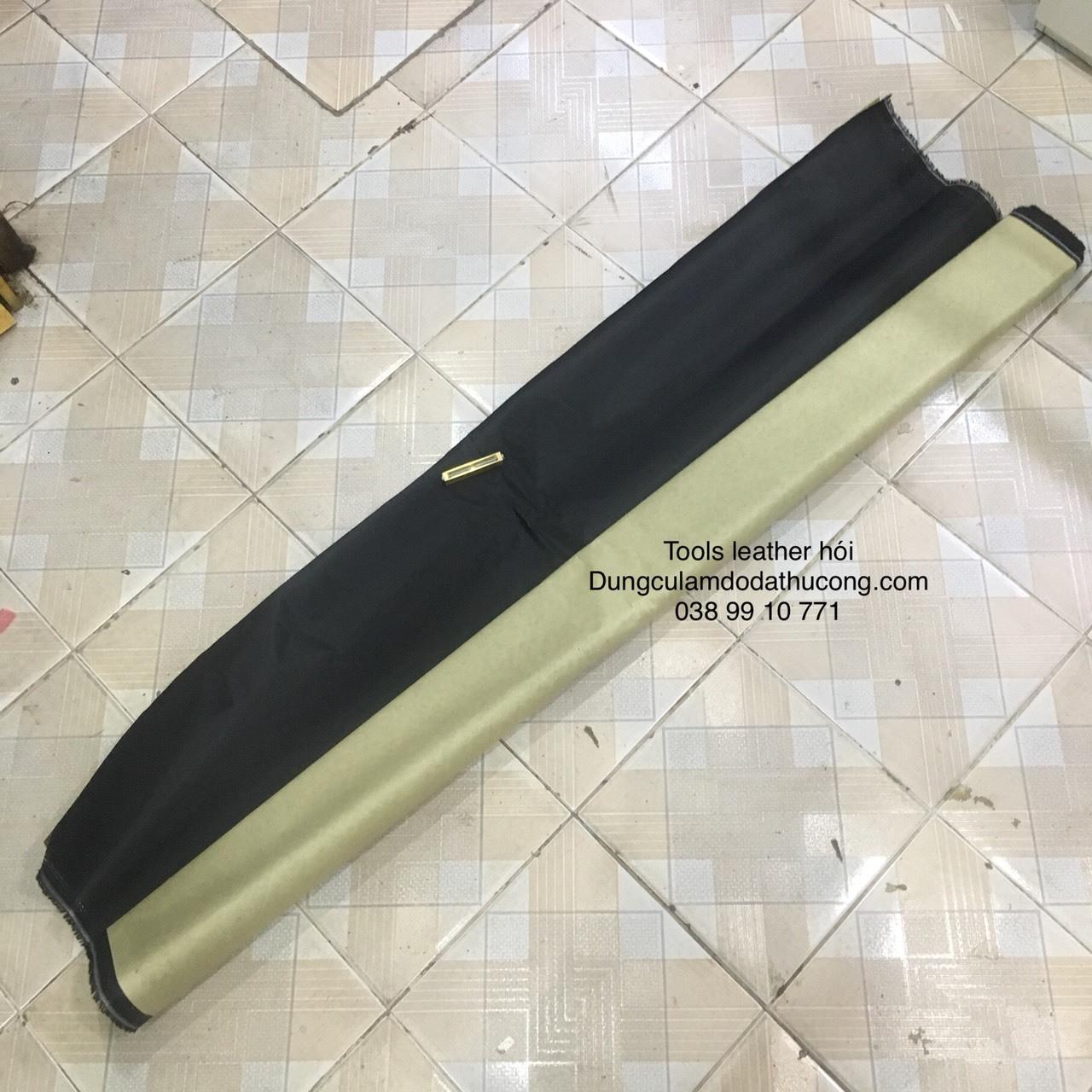 vải chống bai dãn có 1 lớp băng keo sẵn (bán theo mét dài)